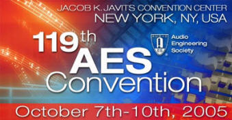 AES New York 2005